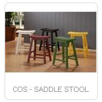 COS - SADDLE STOOL